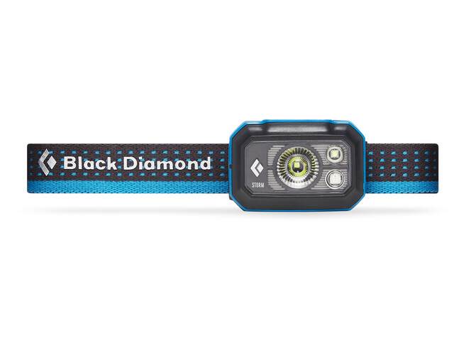 Black Diamond Storm 375 Hoofdlamp, azul